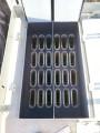 Reverse Air filter chamber